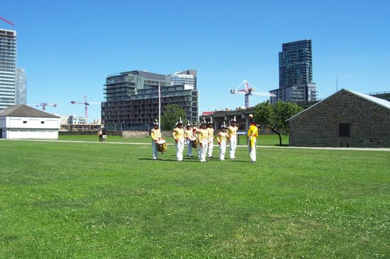 Fort York National Historic Site : Drill Practice