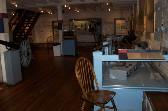 Fort York National Historic Site: Museum Exhibits