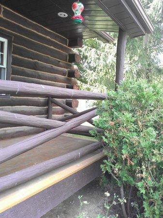 The Bear's Inn : More patio photo