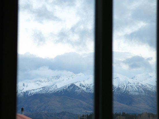 Clearbrook Motel Wanaka: Gorgeous view from room
