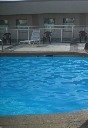 Comfort Inn Monticello : pool