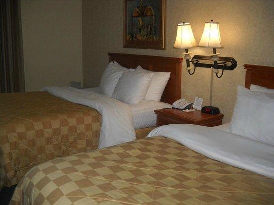 Comfort Inn Monticello : bedroom