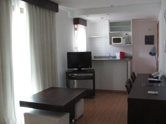 Mercure Rio de Janeiro Arpoador Hotel: cozinha