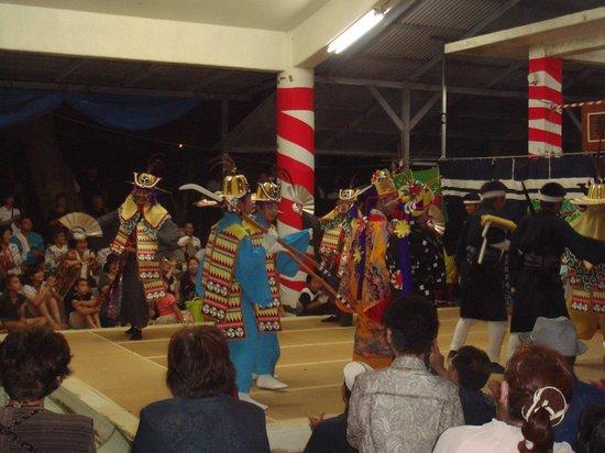 Tarama-jima Island : 八月踊り