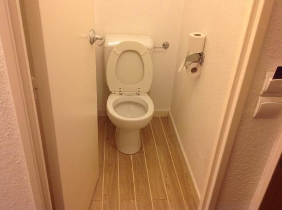 Novotel Nice Centre Vieux Nice : toilets