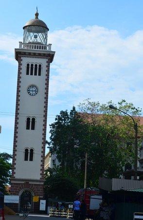 Khan Clock Tower: 時計塔