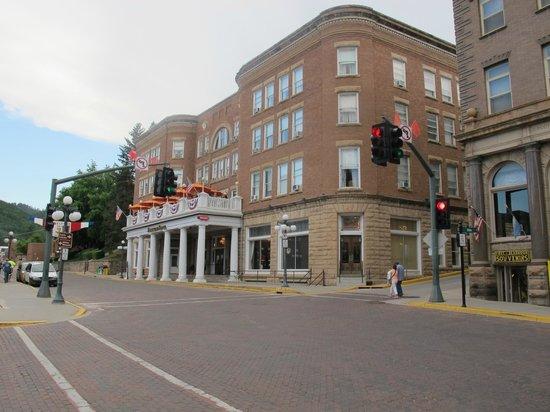 Silverado Franklin Historic Hotel & Gaming Complex : The Franklin Hotel - Deadwood