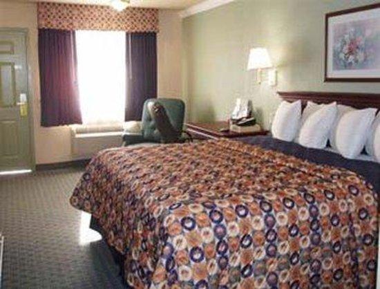 Americas Best Value Inn-Houston/Hobby Airport : Standard King Bed Room