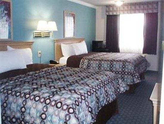 Americas Best Value Inn-Houston/Hobby Airport: Standard Double Bed Room