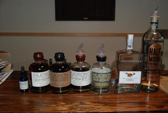 Tuthilltown Spirits: Product line