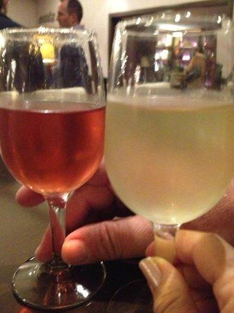 The Tuscan: Degustação de vinhos californianos