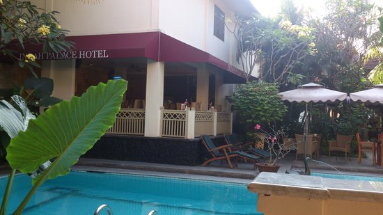 Hotel Indah Palace : relax