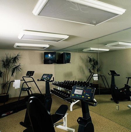 Safari Inn: Fitness Center