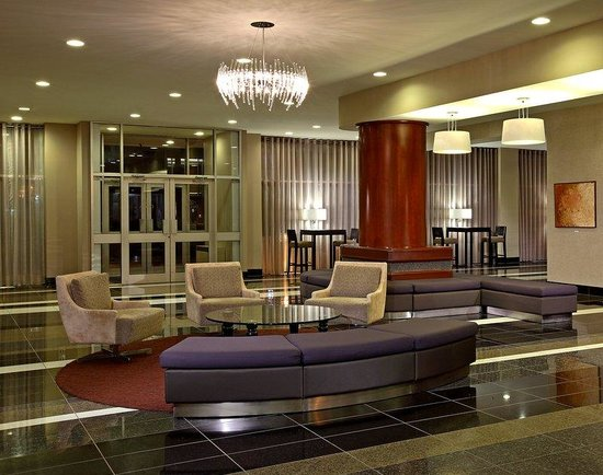 Delta Beausejour: Lobby