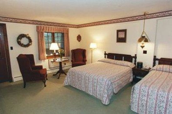 Innsbruck Inn At Stowe: Guest Room Superior Beds