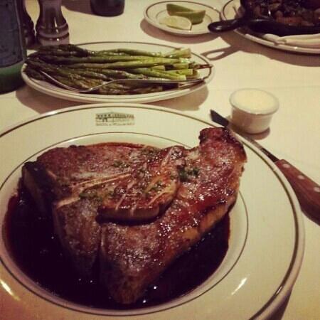 Smith & Wollensky : steak