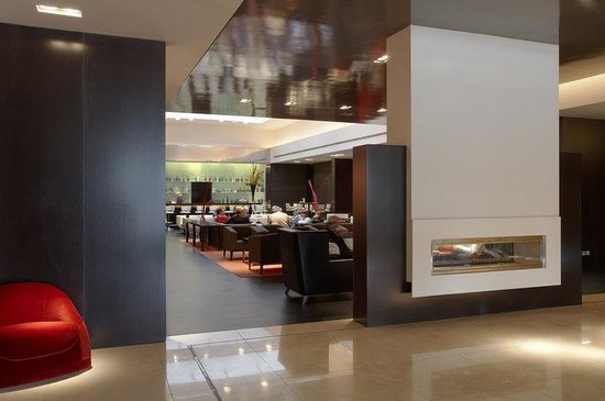 Park Plaza Riverbank London: Chino Latino Lounge Bar
