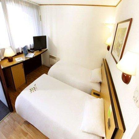 Campanile Perpignan Sud: Twin Room