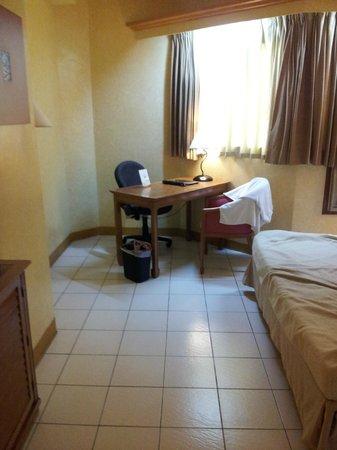 The Executive Plaza Hotel Manila: 部屋