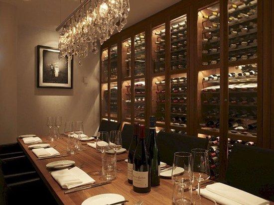 Avalon Hotel: Restaurant
