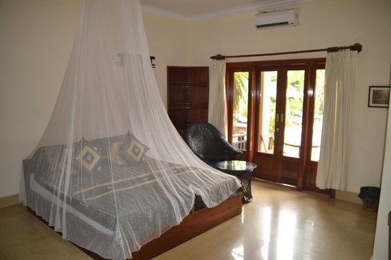 Antanue Spiritual Resort & Spa: 室内