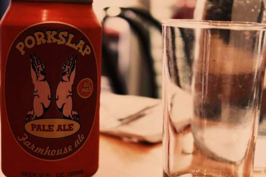 Torrisi Italian Specialties : Pork Slap Pale Ale