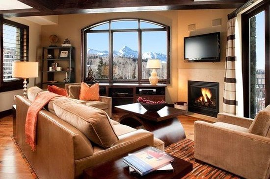 Lumiere Telluride : Bed Residence Living