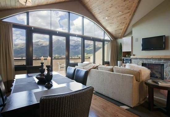 Lumiere Telluride : Bed Penthouse Living
