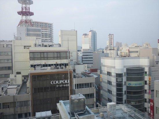 Shizuoka Grand Hotel Nakajimaya: 8Fより
