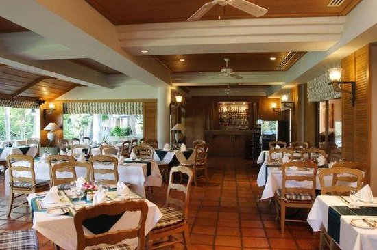 Imperial Lake View Hotel & Golf Club: Restaurant