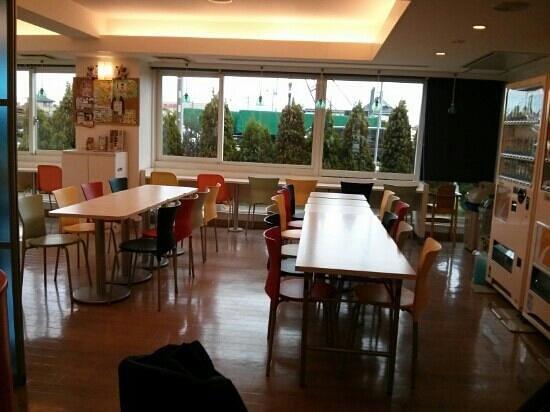 Chisun Inn Chiba Hamano R16: Breakfast place