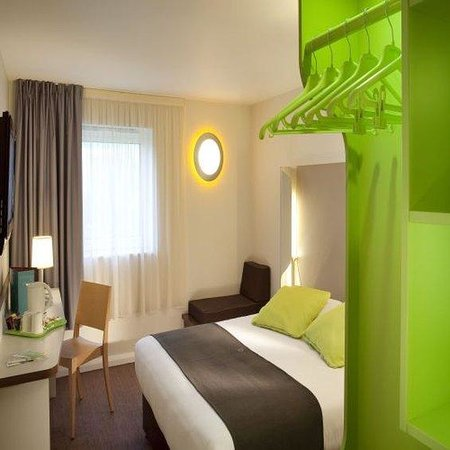 Hotel Campanile Northampton: Double Room