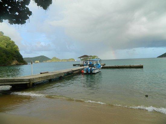 Batteaux Bay- Jetty