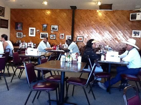 Ranch House Grille: typique,sympa et accueillant.