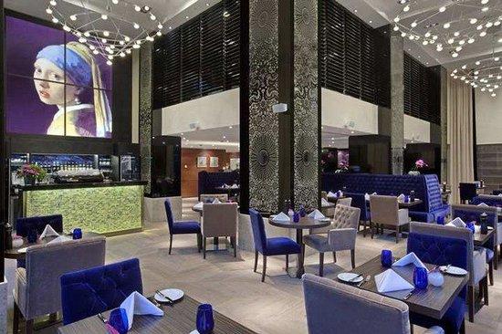 Hilton The Hague: Restaurant