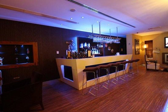Troya Hotel: Bar/Lounge