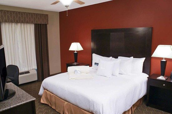 Homewood Suites by Hilton Waco, Texas: King Bed