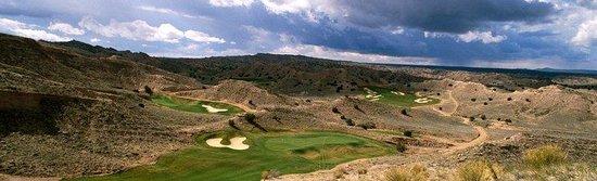 Santa Claran Hotel Casino: Black Mesa Golf Club