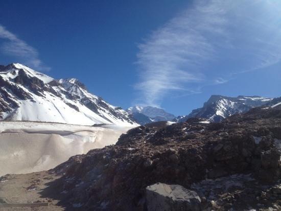 Mendoza Andes: Aconcágua