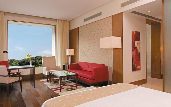 The Oberoi, Gurgaon: Deluxe Room - 1