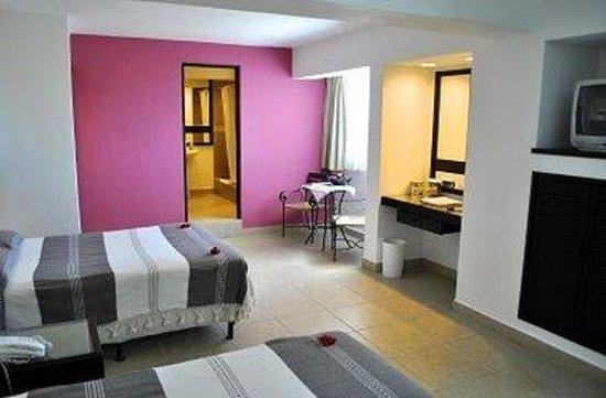 Hotel B Cozumel: Jungle View