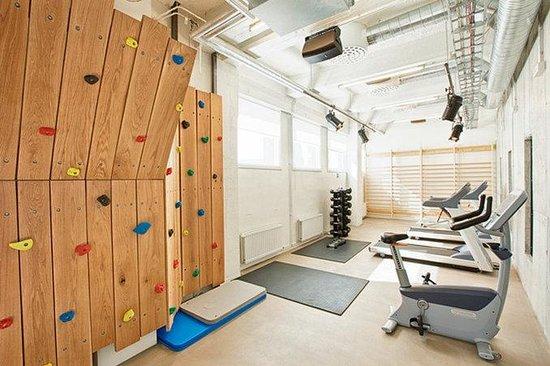 The boiler room gym bild från icelandair hotel