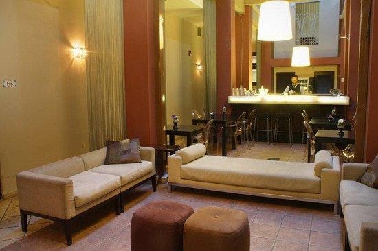 Hotel Plaza De Armas: Atrium
