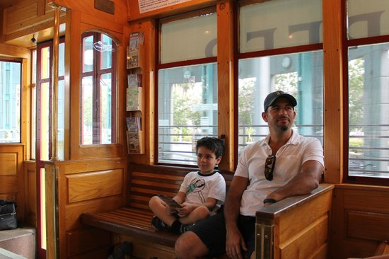 TECO Line Streetcar System : a comfortable ride back in history