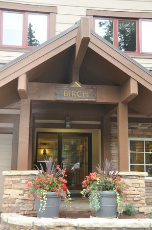 Marriott's StreamSide Birch at Vail: the hotel