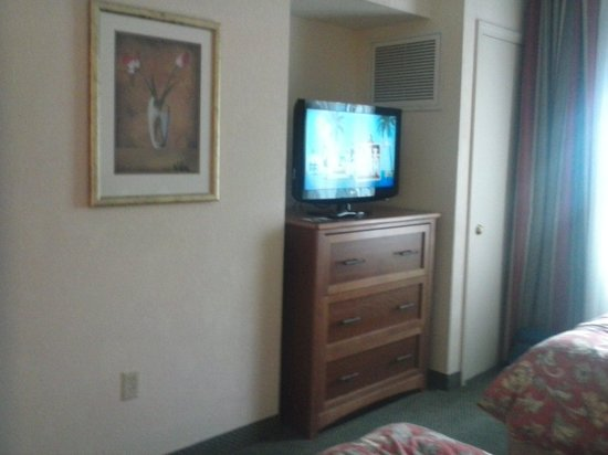 Homewood Suites by Hilton Eatontown : double beds