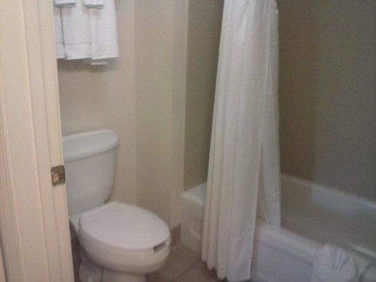 Homewood Suites by Hilton Eatontown: TV in bedroom