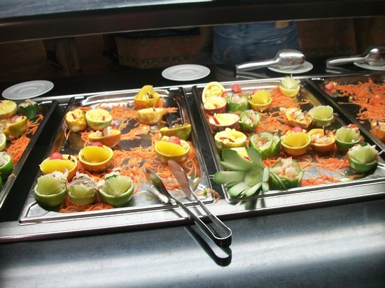 Memories Splash Punta Cana: Cuisine délicieuse