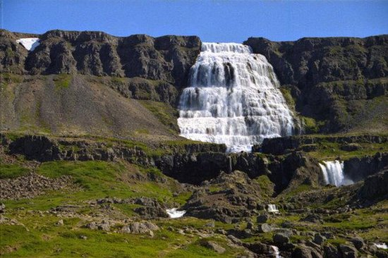 Edda Hotel Isafjordur: Dynjandi Waterfall