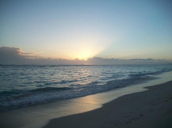 Memories Splash Punta Cana: Lever du soleil